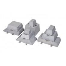 Протекторы алюминиевые П-КОА