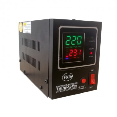 Стабилизатор напряжения VoTo TML-95 500VA