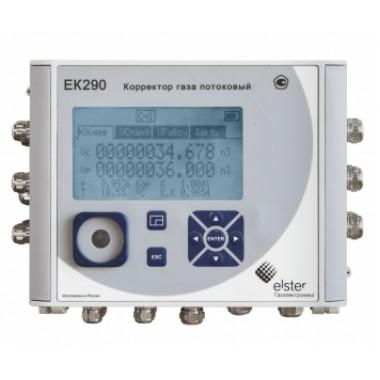 Потоковый корректор объема газа ЕК290