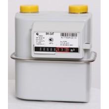 Бытовые диафрагменные счетчики газа ВК-G1,6Т; G2,5Т; G4Т (левый)