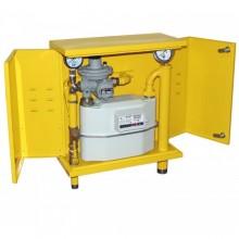 Пункты учета и редуцирования газа ПУРДГ-Ш-10-ДТ