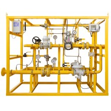 Пункты учета и редуцирования газа ПУРДГ-Р-100-Р