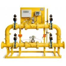 Пункты учета расхода газа ПУГ-Р-160-Р