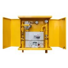 Пункты учета и редуцирования газа ПУРДГ-Ш-10-Д