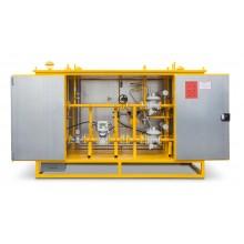 Пункты учета и редуцирования газа ПУРДГ-Ш-100-Р