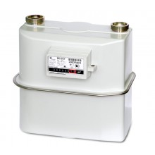 Коммунально-бытовые счётчики газа BK-G10Т, с термокомпенс.