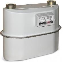 Коммунально-бытовые счётчики газа BK-G16